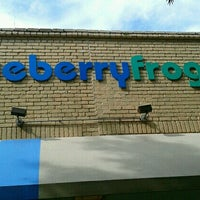 Photo taken at Blueberry Frog by David V. on 9/13/2012