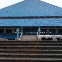 Photo taken at Masjid Raya Pondok Indah by Ferry A. on 12/13/2011