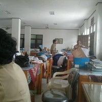 Photo taken at Junior High 2 Samarinda by Culun P. on 1/17/2012