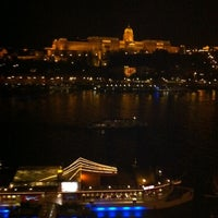 Photo taken at InterContinental Budapest by Justin S. on 5/1/2011