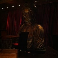 Photo taken at Buddha Bar by Thelma C. on 12/28/2010