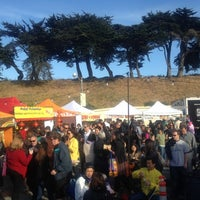 Photo taken at Off the Grid: Fort Mason Center by Zack G. on 6/16/2012