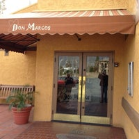 Photo taken at Don Marcos by Michael K. on 1/24/2012