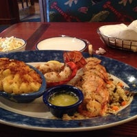 Photo taken at Red Lobster by Brent S. on 4/14/2012