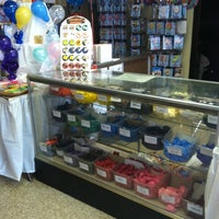 Photo taken at Berg's Party Store by Jessica V. on 6/25/2011