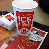 Photo taken at Wendy's by James K. on 5/4/2012