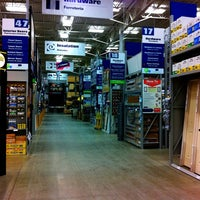 Photo taken at Lowe's Home Improvement by Tyler D. on 1/3/2012
