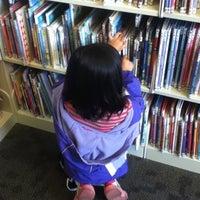 Photo taken at South San Francisco Main Library by Mario P. on 8/28/2011