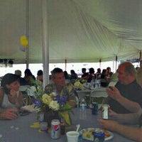 Photo taken at Antioch Baptist Church by Derek O. on 8/20/2011
