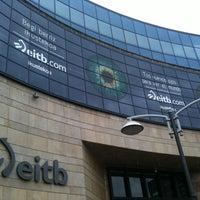 Photo taken at EiTB by Rakel F. on 4/14/2012
