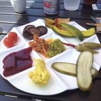 Photo taken at Umami Burger by John W. on 8/9/2012