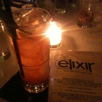 Photo taken at Elixir Lounge by Adisak P. on 8/13/2011
