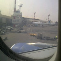 Photo taken at EgyptAir by Sara B. on 6/23/2011