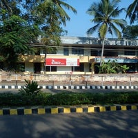 Photo taken at South Indian Bank ,Main Gate by Tomin H. on 12/11/2011
