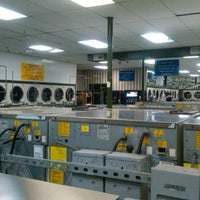 Photo taken at Westchester Laundromat LLC by Scruff L. on 8/7/2011