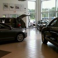 Photo taken at Langan Volkswagen of Vernon by Tyler M. on 8/25/2011