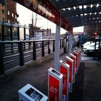 Photo taken at Fermata Tram - Stazione FS by Alberto B. on 3/2/2012