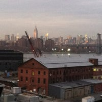 Photo taken at Brooklyn Navy Yard by Carlito D. on 11/27/2011