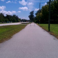 Photo taken at Pinellas County Trail by Eeryn F. on 9/19/2011