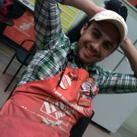 Photo taken at The Home Depot by Angel O. on 4/24/2012