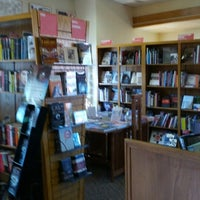Photo taken at Watermark Books & Cafe by Simon S. on 6/22/2012