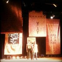 Снимок сделан в Teatro Prosa пользователем Luma O. 8/12/2012