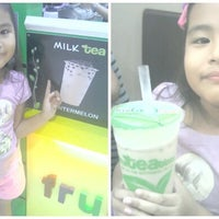 Photo taken at FruiTeaTime by Jackie Z. on 9/8/2012