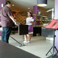 Photo taken at D'Master Bakery & Resto by Rizã e. on 5/31/2012