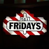 Photo taken at T.G.I. Friday's by Alexandrea L. on 4/8/2012