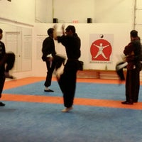 Photo taken at Beyond Kung Fu by Kevin S. on 2/24/2012