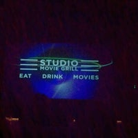 Photo taken at Studio Movie Grill by Denise E. on 5/31/2012
