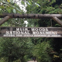 Photo taken at Muir Woods National Monument by Tim B. on 8/11/2012