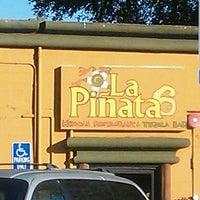 Photo taken at La Piñata #6 by Kameron D. on 7/10/2012