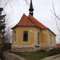 Photo taken at Kaple Svatá Anna by Gabriela S. on 4/10/2012