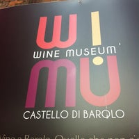 Photo taken at WiMu - Wine Museum by Gessica Z. on 3/18/2012