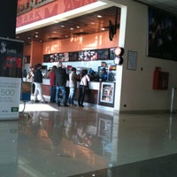 Photo taken at Cinemark by hugo lara pando on 5/6/2012