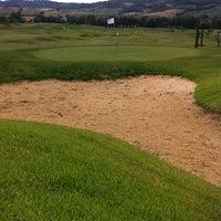 Photo taken at Golf Campo Pratica by Vizio on 6/9/2012