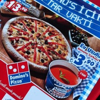 Photo taken at Domino's Pizza by Erkan M. on 8/15/2012