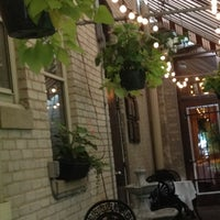 Photo taken at Pasta Tree Restaurant & Wine Bar by Amy T. on 7/7/2012