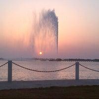 Das Foto wurde bei Nafoura - Park Hyatt von LuLu am 8/27/2012 aufgenommen