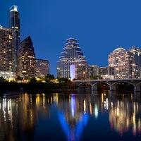 Photo taken at Four Seasons Hotel Austin by Nasri A. on 3/8/2012