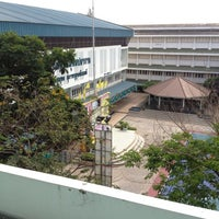 Photo taken at Streesmutprakan School by Chonpisut P. on 3/16/2012