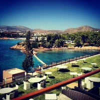 Photo taken at The Westin Athens by Xaris  D. on 6/14/2012