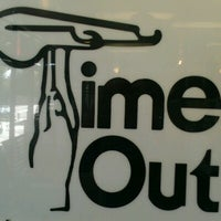 Photo taken at Time-Out Restaurant by Attila C. on 8/12/2012