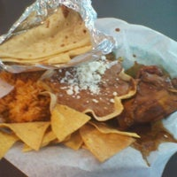 Photo taken at Sabor Mexican Fare by Junxiao S. on 2/23/2012