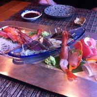 Photo taken at Sushi Taro by Craig A. on 4/28/2012