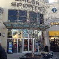 Photo taken at Omega Sports by Wendi L. on 2/21/2012