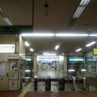 Photo taken at Higashi-Jujo Station by Matsuda K. on 6/22/2012
