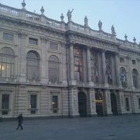 Photo taken at Palazzo Madama - Museo Civico d'Arte Antica by Riccardo M. on 5/14/2012