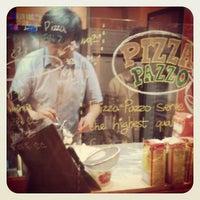 Photo taken at pizza pazzo by Da-eun J. on 4/29/2012